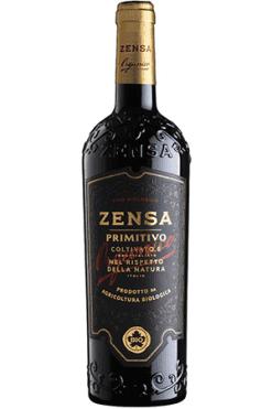 Zensa Primitivo Puglia IGP Bio 2019