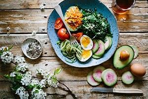 wijn bij vegetarische gerechten thumbnail