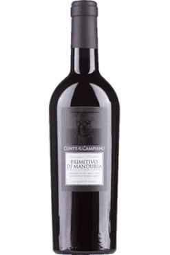 Conte di Campiano Primitivo Manduria (1)