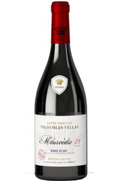 Vignobles Vellas Mourvedre 23 Blend