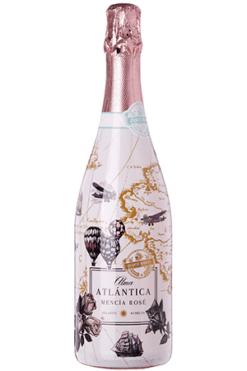 Alma atlantica sparkling rosado