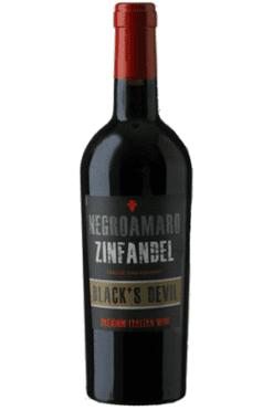 Black's Devil Negroamaro Zinfandel