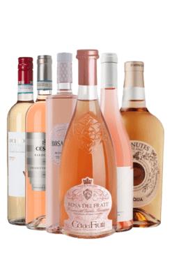 Beste Italiaanse rosé wijnpakket