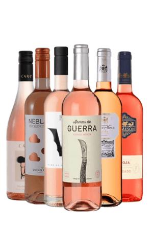 Beste Spaanse rosé wijnpakket