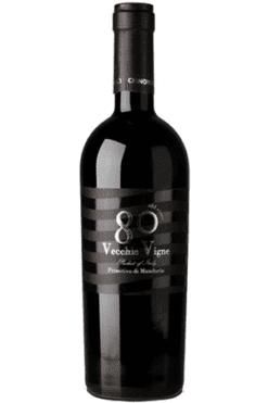 Cignomoro Primitivo di Manduria DOP 80 Vecchie Vigne
