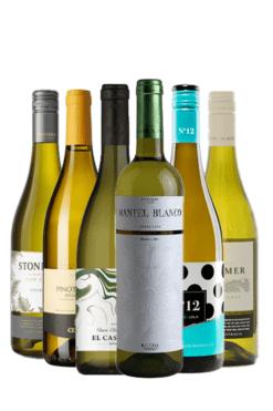 Populairste witte zomerwijn wijnpakket