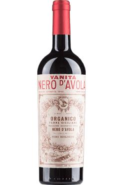 Vanita Nero d'Avola Sicilia IGT Organic