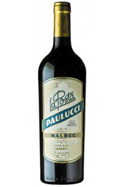 Malbec La Posta 'Paulucci'